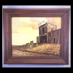 "Other - Framed Print Vintage ""Early American"" by Bodner"